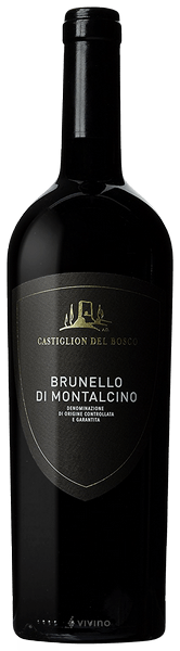 2014 Brunello di Montalcino Castiglione del Bosco, Tuscany, Italy, 75cl