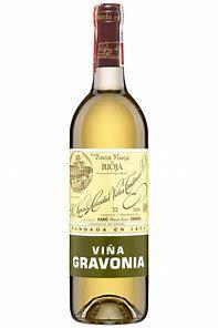 2010 Rioja Vina Gravonia Rioja, Spain, 75cl
