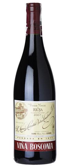 "2007 Lopez de Heredia ""Viña Bosconia"" Reserva Rioja, Rioja, Spain, 75cl"
