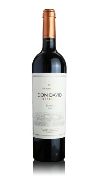 2018 El Esteco Don David Reserve Tannat, Salta, Argentina, 75cl