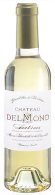 2015 Chateau Delmond Sauternes, France, 37.5cl