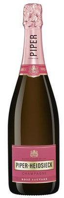 NV Piper-Heidsieck Rosé Sauvage, Champagne, France, 75cl