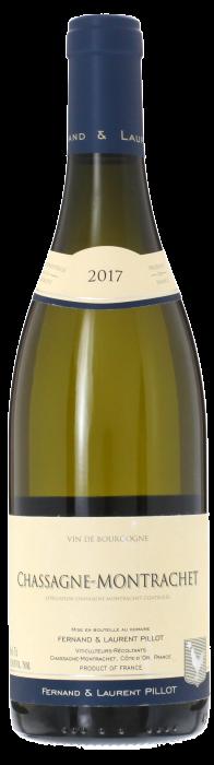 2017 Chassagne Montrachet Domaine Pillot Burgundy, France,75cl