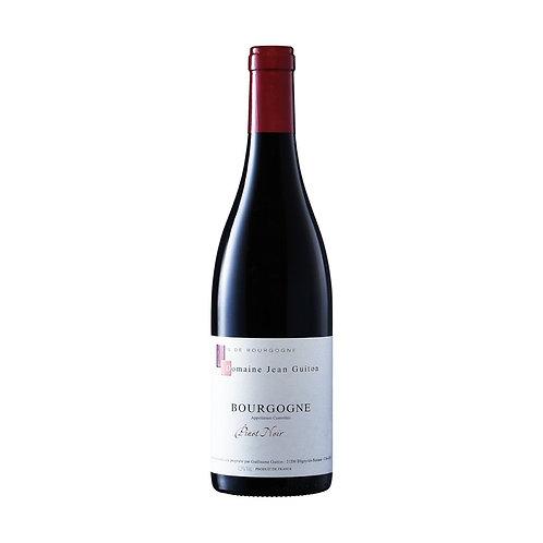2017 Bourgogne Pinot Noir Jean Guiton, Burgundy, France, 75cl