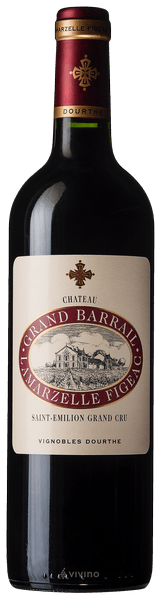 2014 Château Grand Barrail Lamarzelle Figeac, Saint-Émilion Grand Cru, Bordeaux,