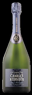 NV Charles Heidsieck, Brut Réserve, Champagne, France, 75cl