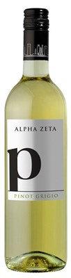 2019 Pinot Grigio 'P' Alpha Zeta Veneto, Italy, 75cl