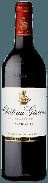 2008 Château Giscours Margaux, Bordeaux, France, 75cl