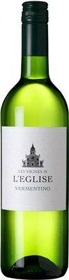 2018 Vermentino Les vignes de l'eglise Languedoc, France, 75cl