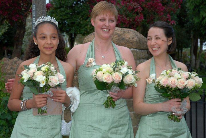janes bridesmaids