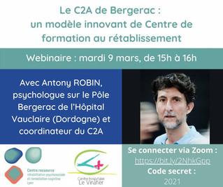 Programme de rétablissement en santé mentale du C2A de Bergerac