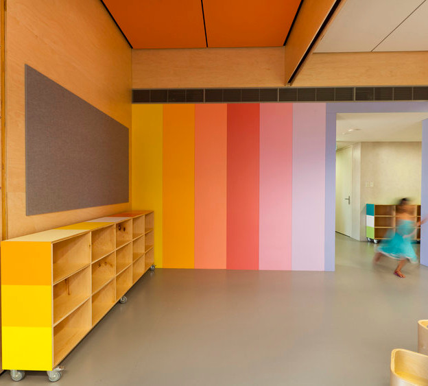 Preschool Fitting Out