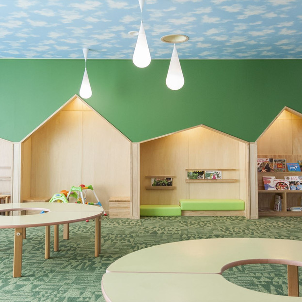 Kindergarten Fitting-out