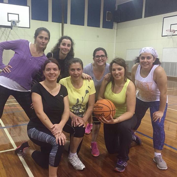 Anneler baskette