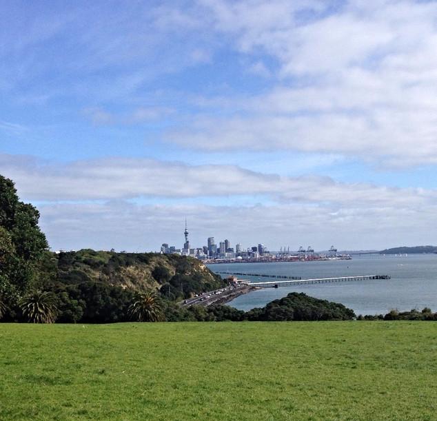 Yeni Zelanda'ya gelmek