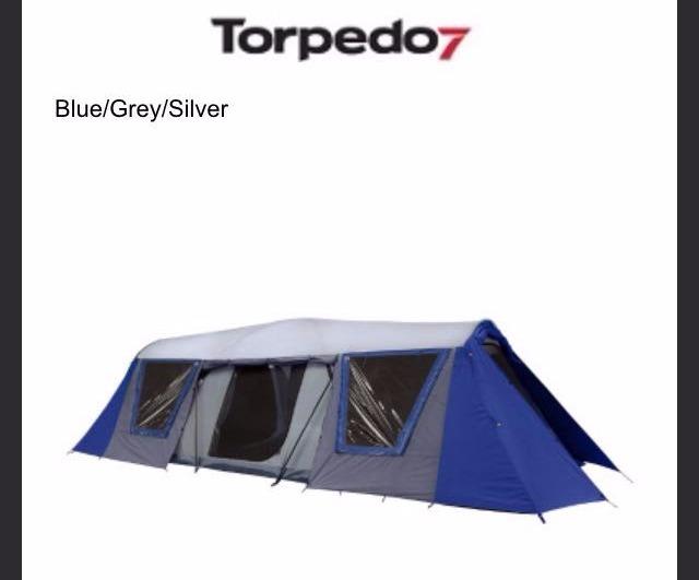 Bu da yeni çadırımız