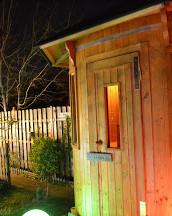Sauna et douche ext de nuit.JPG