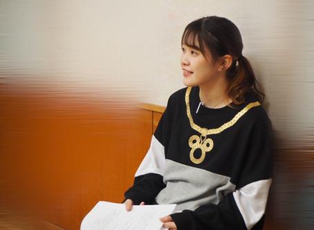 【Elicaキャスト紹介】vol.6 渡辺紗彩さん