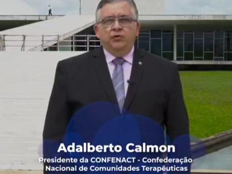 Presidente da Confenact pede compromisso do Governo Federal com o orçamento da Senapred