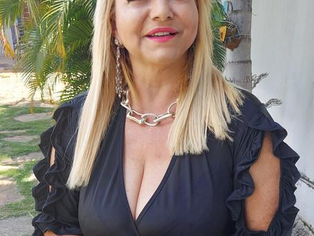 Lucia Bessa defende a educação como principal forma de combater a violência doméstica
