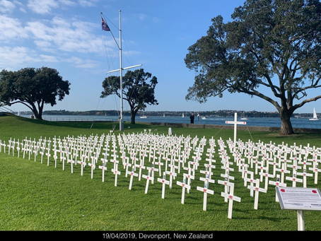 The Devonport Community remembers the ANZAC tradition.