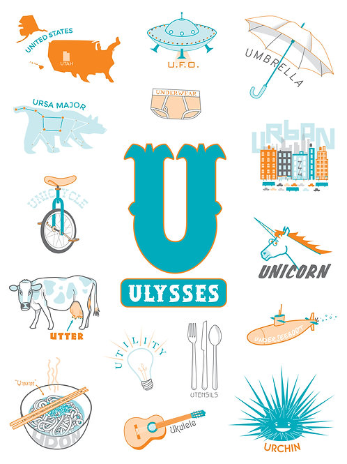 U is for...