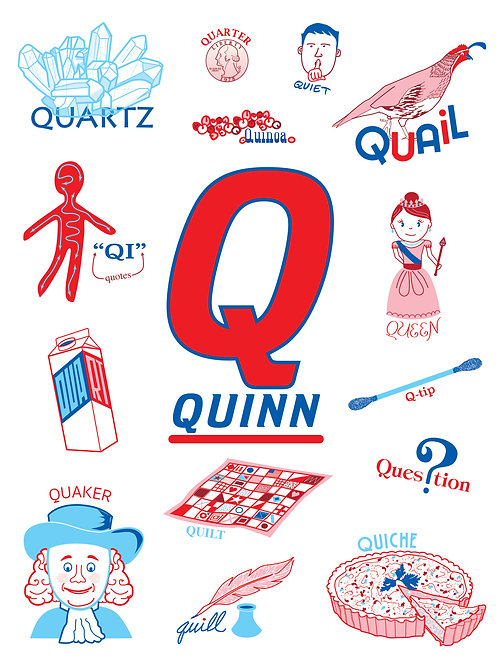 Q is for...