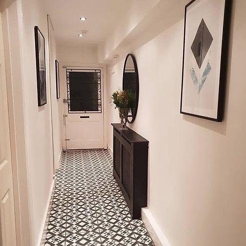 Stunning hallway#