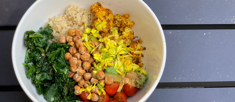 Vegan Buddha Bowls Made Simple
