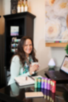 Ellie Baker Essential Wellness | Essential Oil Education | Wellness Activist | Essential Oils Edmonds WA
