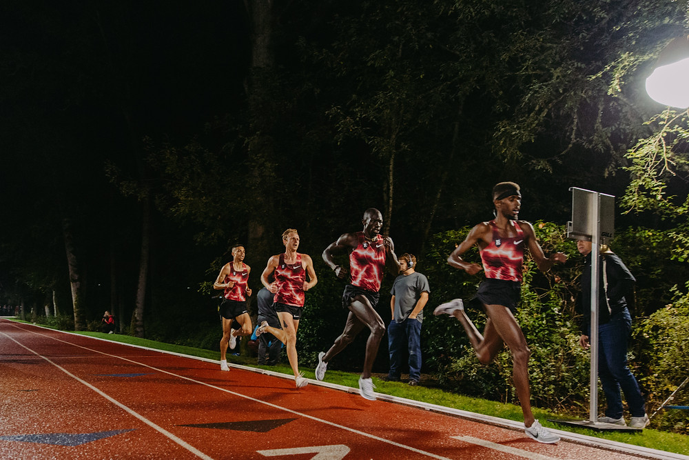 Nike Bowerman Track Club Athletes run fastest 5000m race in US History on US Soil