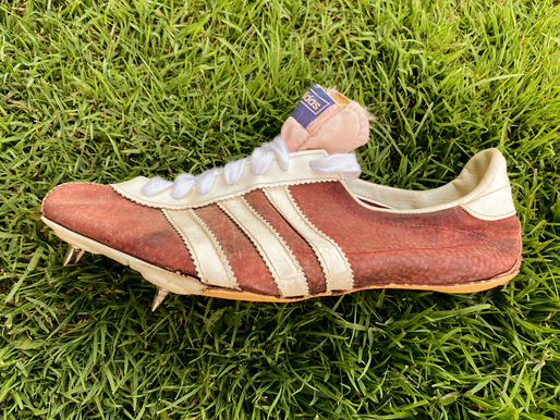 If track spikes could talk...1973-Day 4 of 5