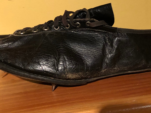 If track spikes could talk...1952-Day 3 of 5