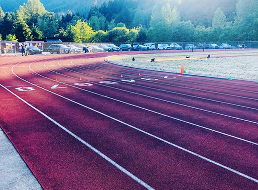 A Track becomes a refuge for athletes as well as a community