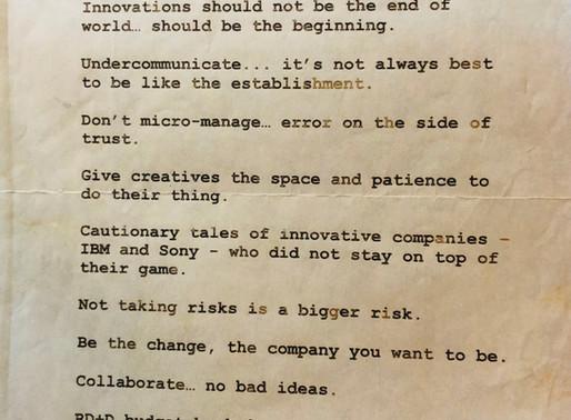 PHK's  Wisdom 'What if...... 2010