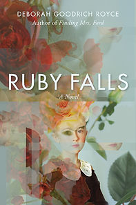 Book and Author 21, RubyFalls by Deborah