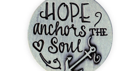 Natures Grace; Hope anchors the soul
