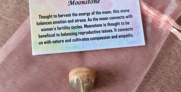 Healing Crystal; Moonstone