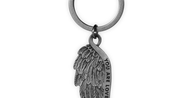 Keyring; You Are Loved