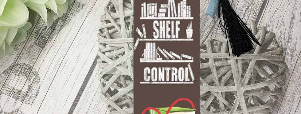 Bookmark; I Have No Shelf Control