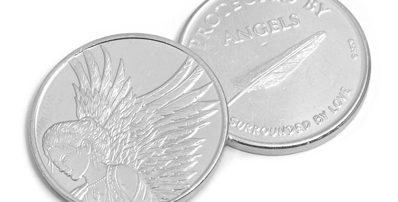 Angel Token; Protected By Angels