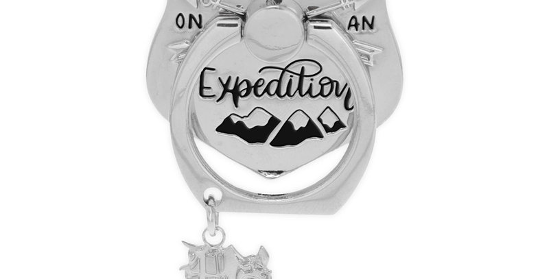 Phone-Ring; Embark An an Expedition