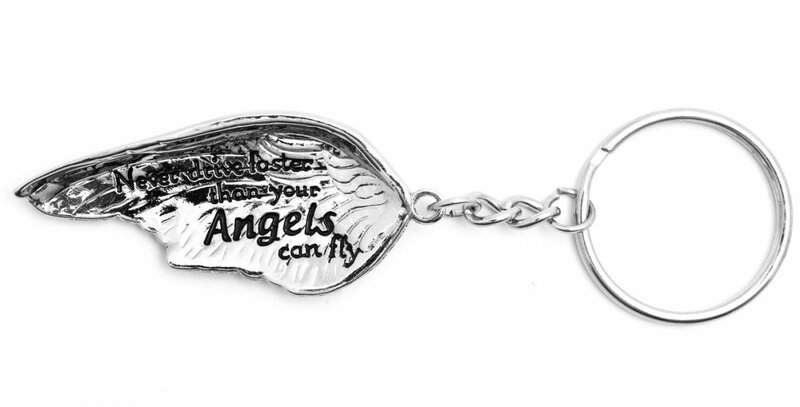 Keyring; Never Drive Faster