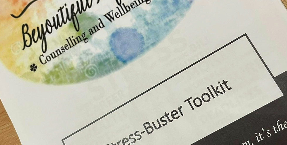 Toolkit; Stress Buster