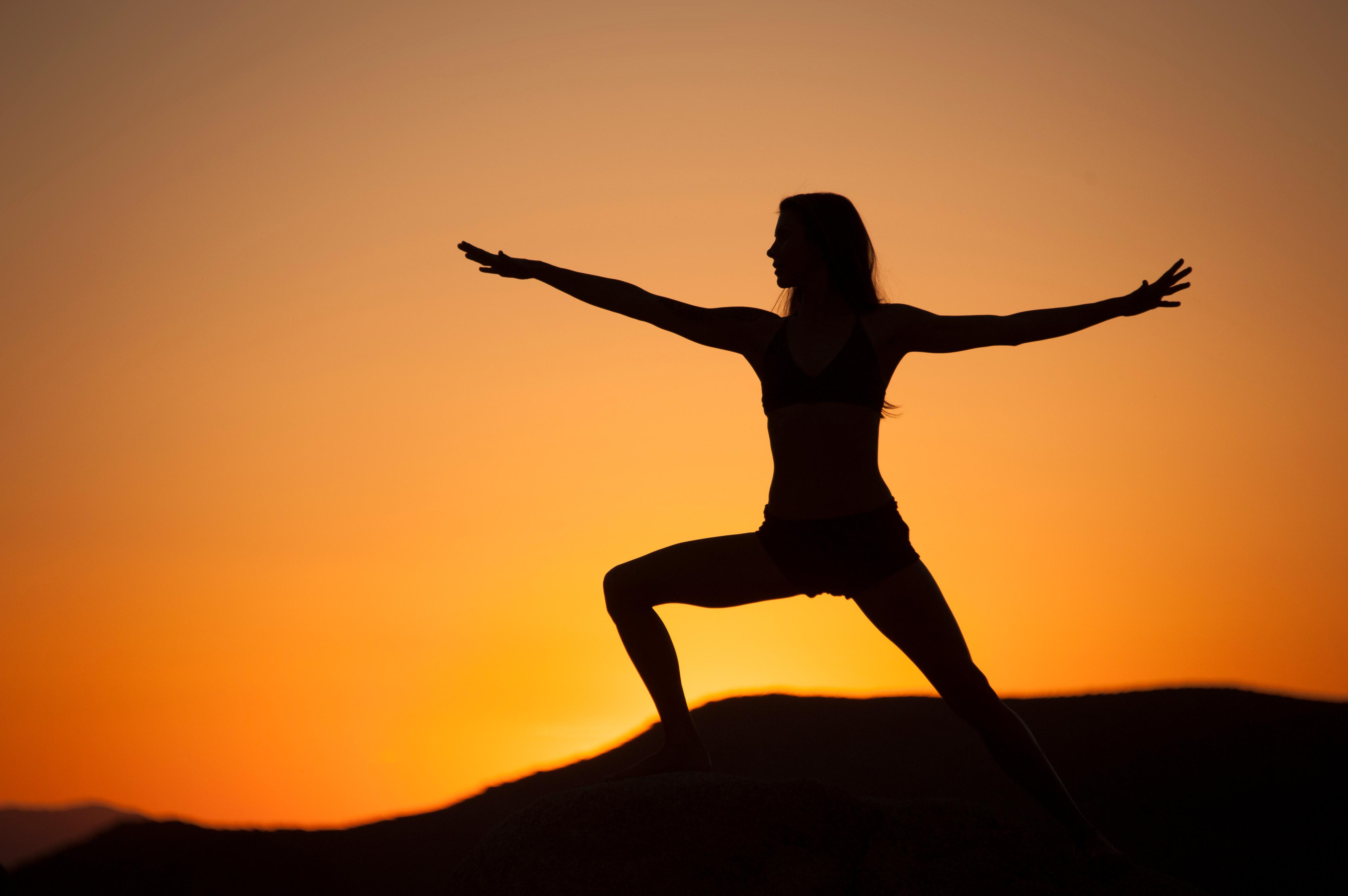 Sunset Yoga & Heart-Opening Relaxation