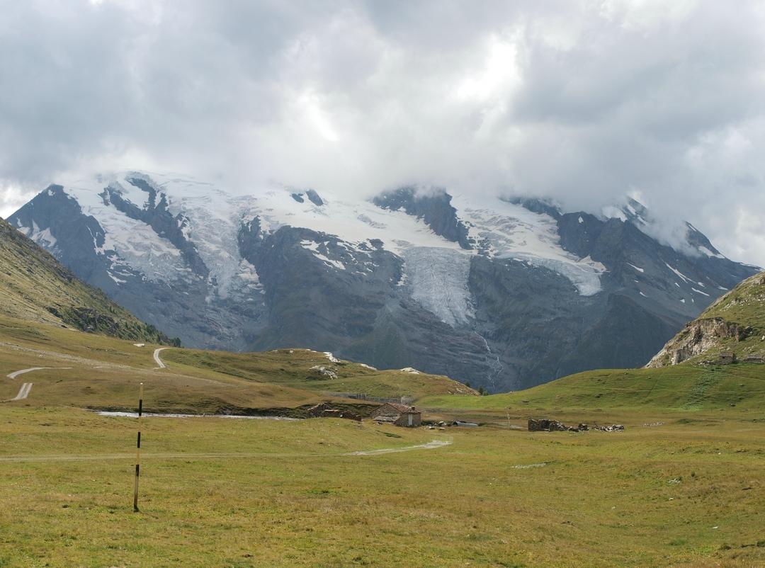 Glaciers du Mont Pourri