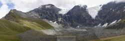 Glacier des Balmes