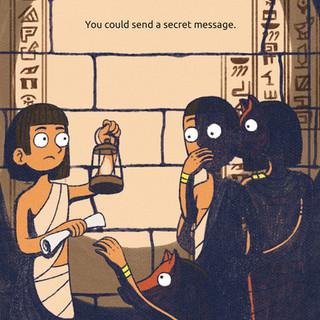 The Book of Stolen Secrets
