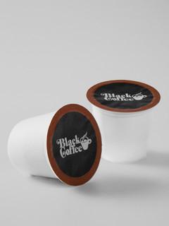 Black Coffee K-Pods