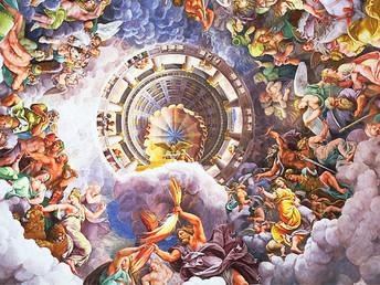 Os planetas e os deuses dentro de nós